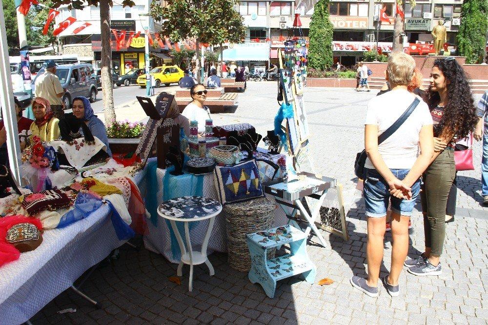 Ehem'den Yaz Kursları Sergisi