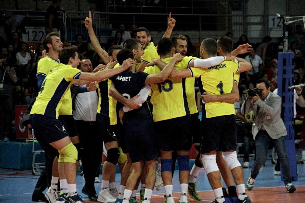 Spor Toto Şampiyonlar Kupası Fenerbahçe'nin