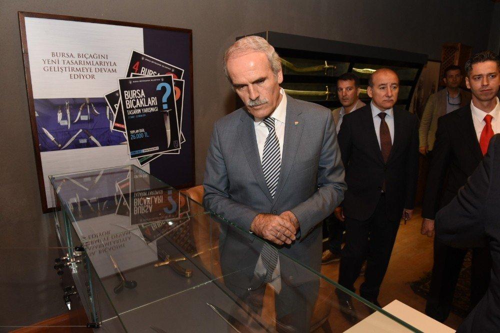 Bursa Bıçağı Müzeyle Geleceğe Taşınacak