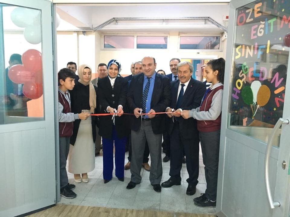 Osmaneli'de 'Özel Eğitim' Sınıfları Açıldı