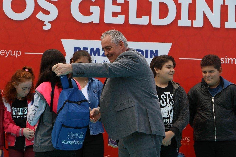 Eyüp Belediyesi'nin Ödüllü Projesi Simurg Yeni Eğitim Dönemine Başladı