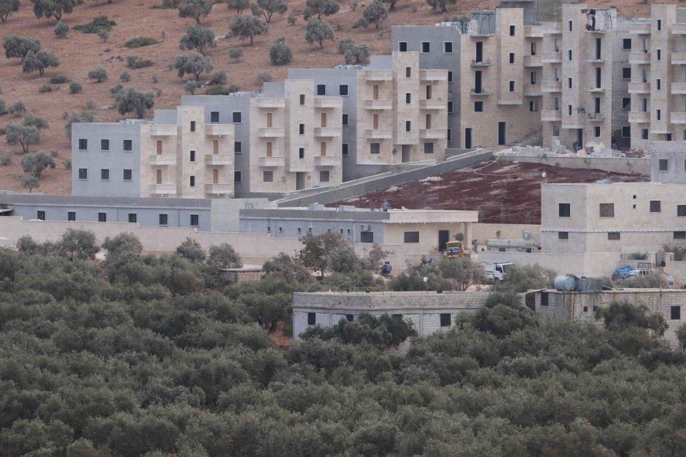 Suriye Sınırında
