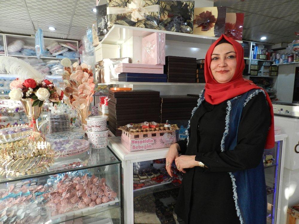 Ev Hanımıydı, 6 Ülkeye Çikolata İhraç Ediyor