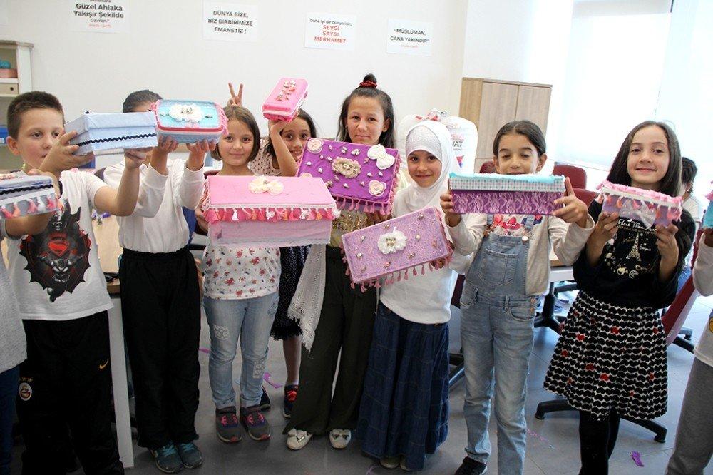 Sgm Ve Macerapark'ta Yeni Dönem Eğitimleri Başladı