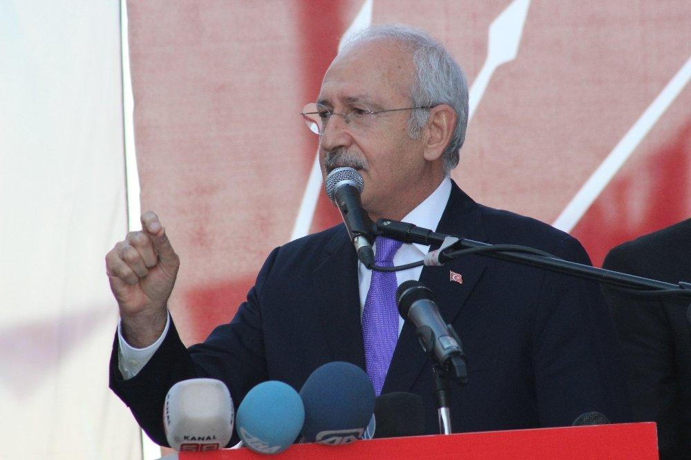 Kılıçdaroğlu, Chp Denizli İl Binası Açılışını Yaptı