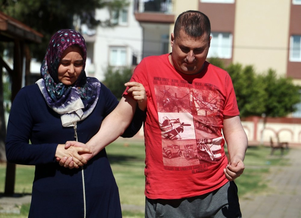 Yüzde 97 Engelli: İyileşiyor Diye Maaşı Kesildi