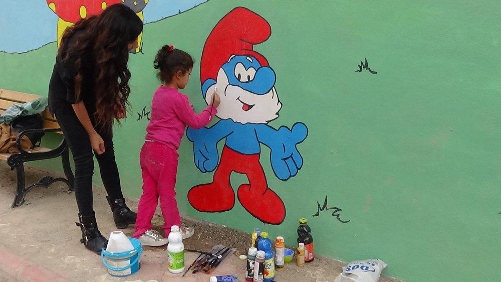 Şehri Renklendirdi, Amacı 81 İli Boyamak