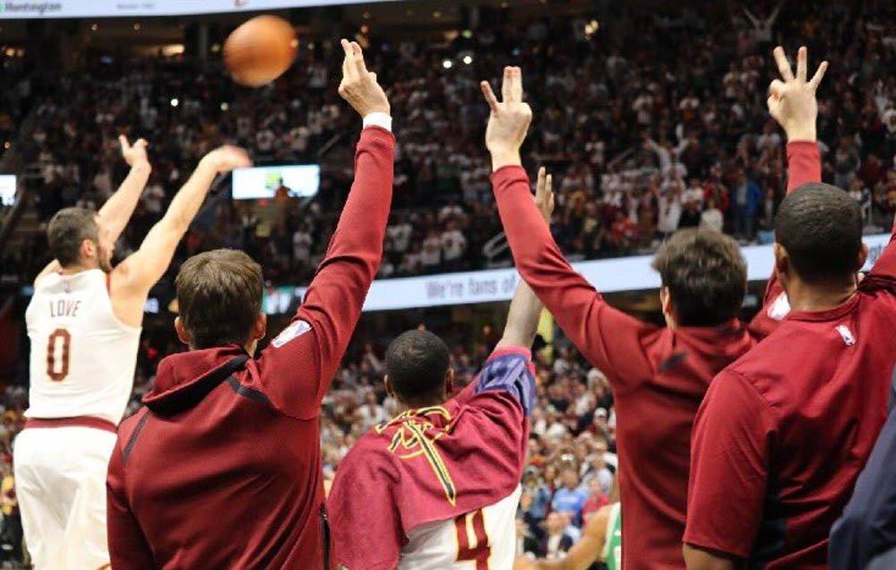 Cleveland Cavaliers Sezonu Boston Galibiyeti İle Açtı