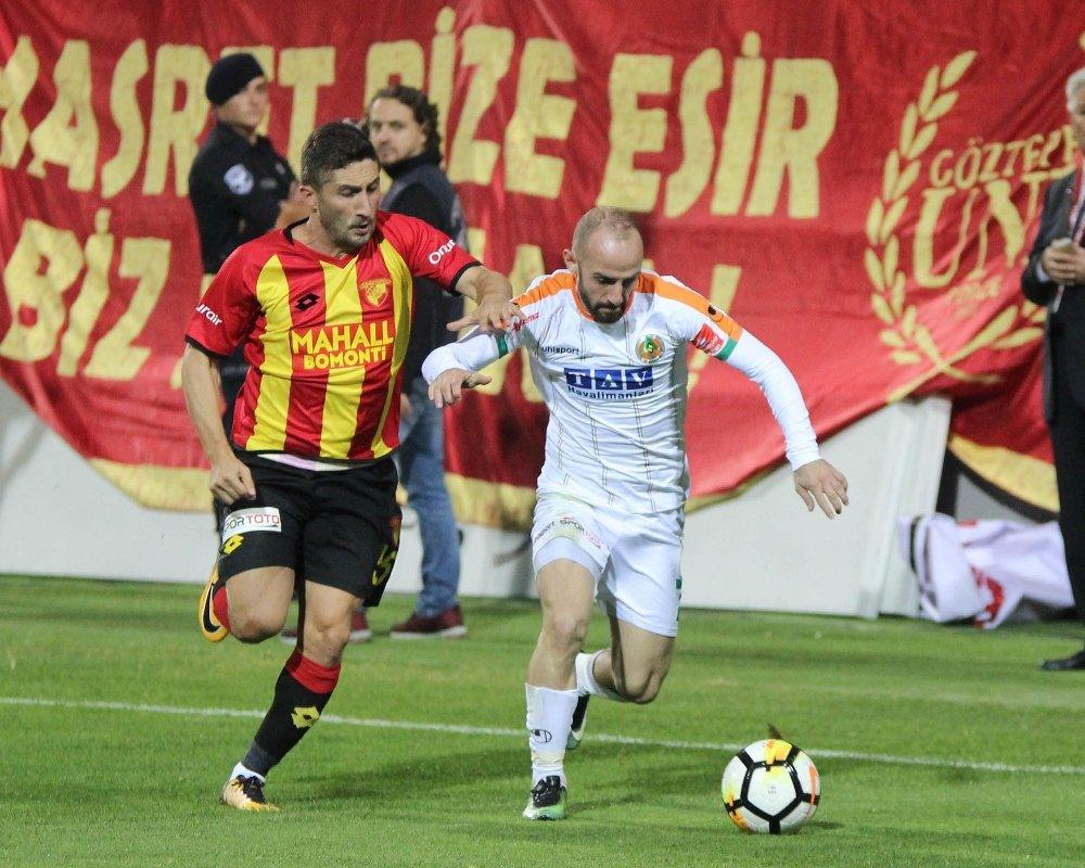 İzmir'de Gol Düellosu