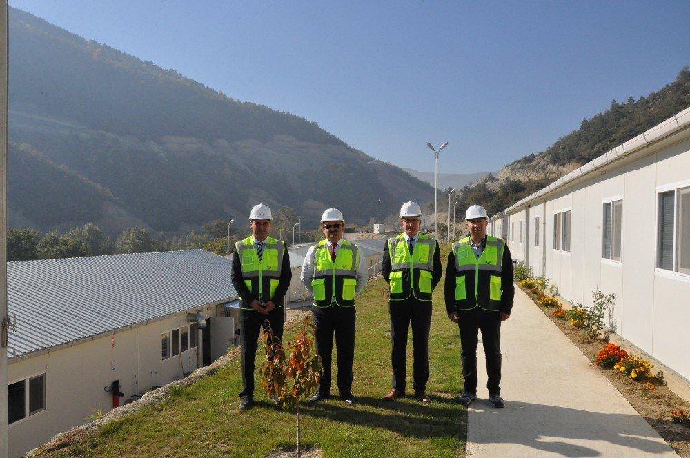 Bursa'nın En Büyük Barajında Çalışmalar Tam Gaz