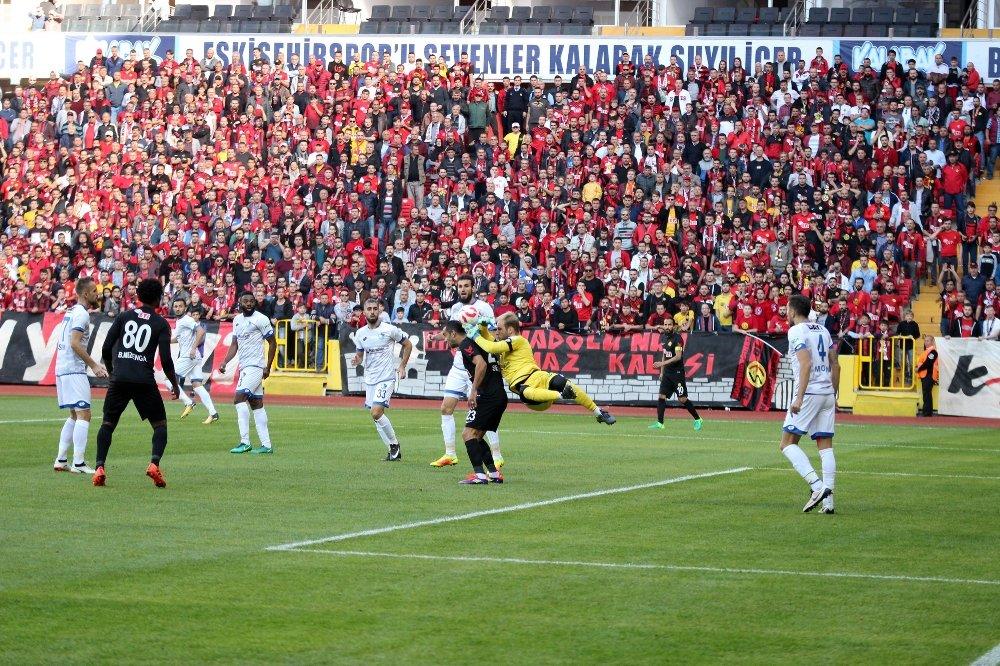 Eskişehirspor Evinde Kazandı