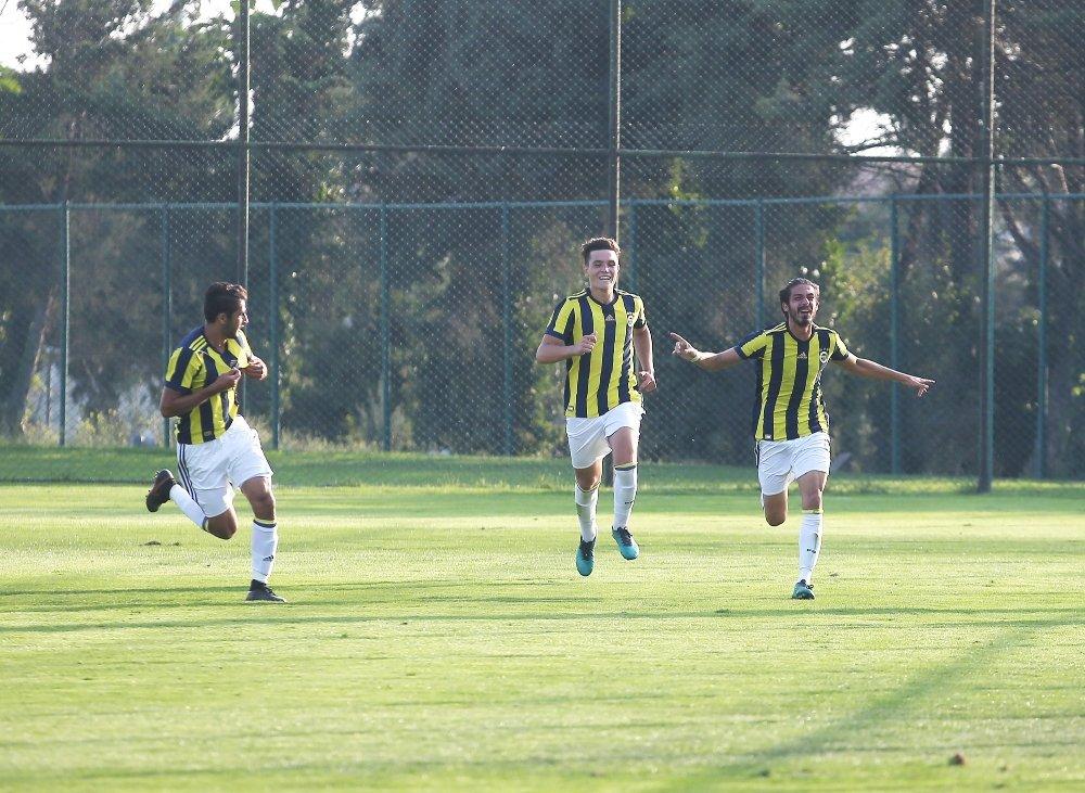 U21 Derbisi Fenerbahçe'nin