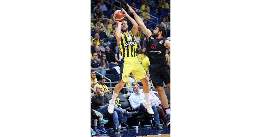 Fenerbahçe Potada Rahat Kazandı
