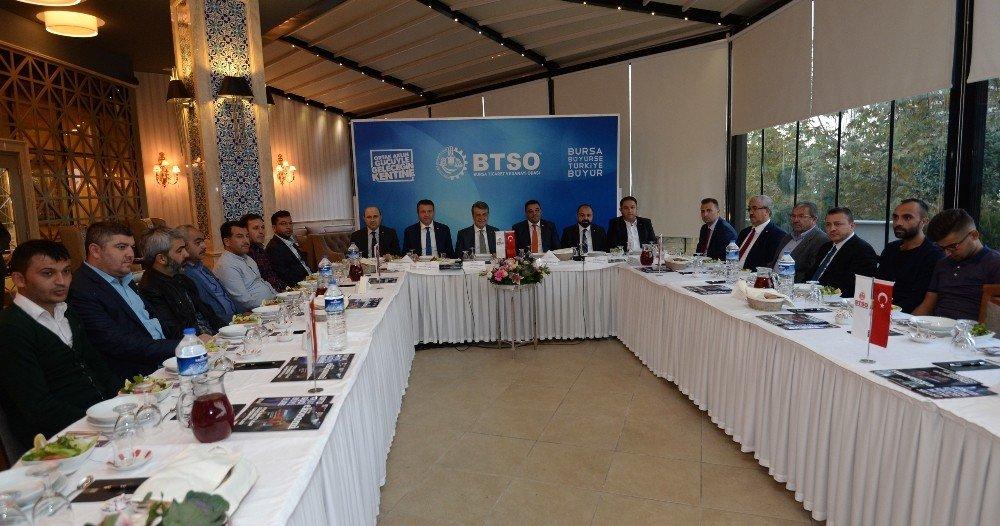 Aksaray, Btso'nun Örnek Projeleriyle Büyümeyi Hedefliyor