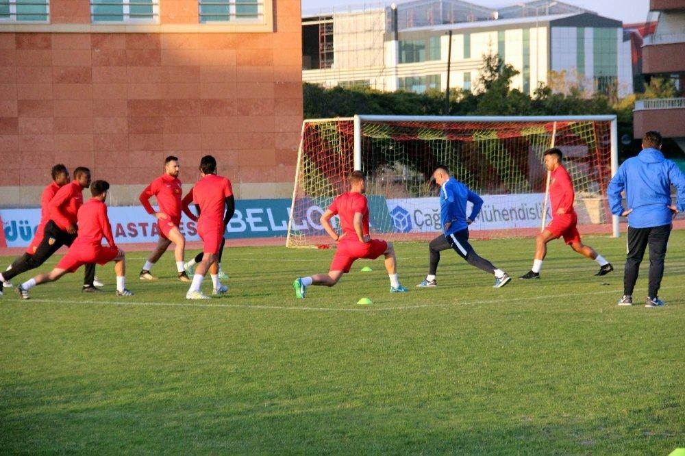 Kayserispor Fenerbahçe'den Puan Almak İstiyor