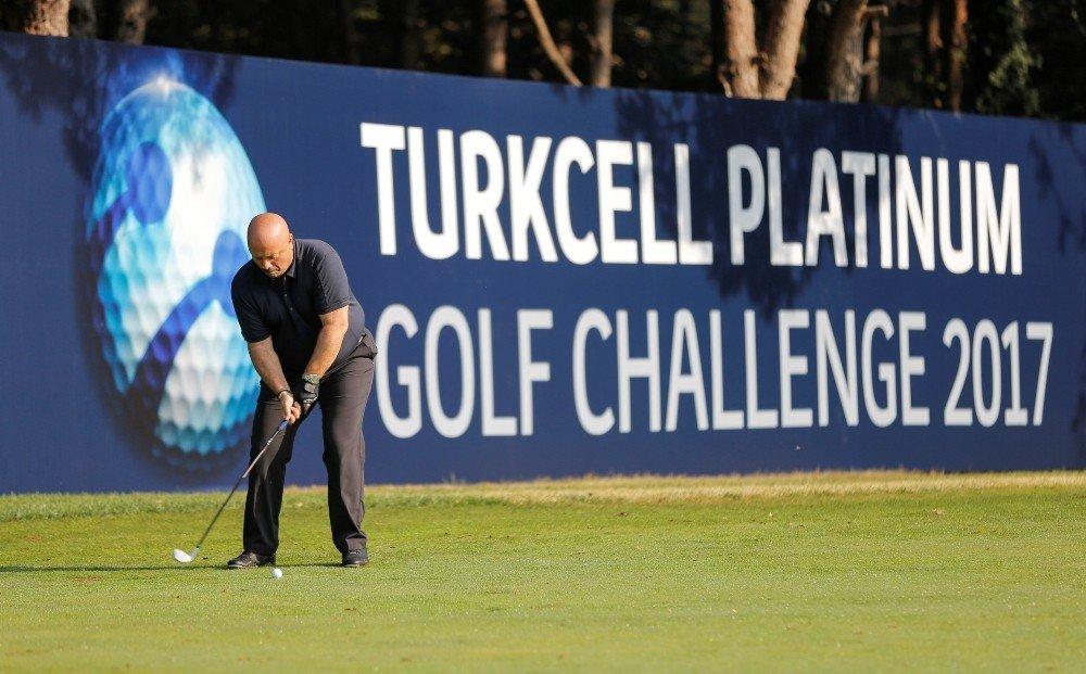 İş Dünyasının Önde Gelenleri Turkcell Platinum Golf Turnuvası'nda Buluştu
