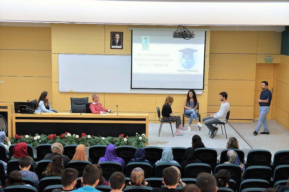 Saü'de Aile Danışmanlığı Anlatıldı