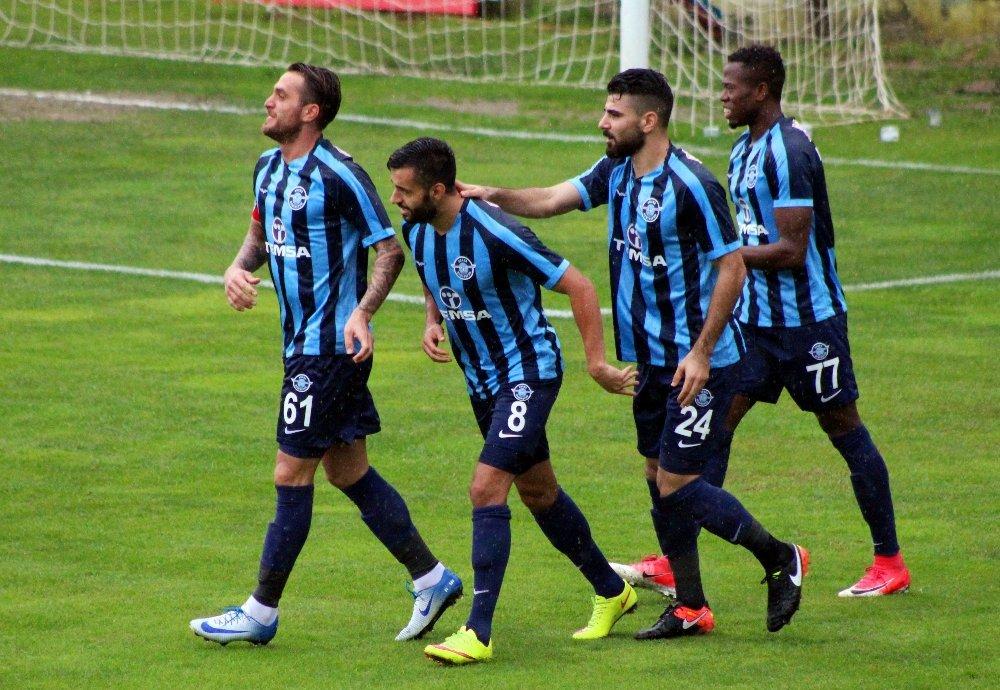 Gülen Taraf Penaltılar Sonucu Adana Demirspor