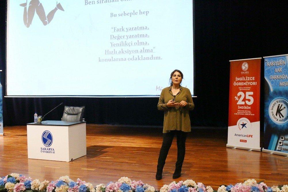 Saü'de Girişimcilik Günleri Başladı