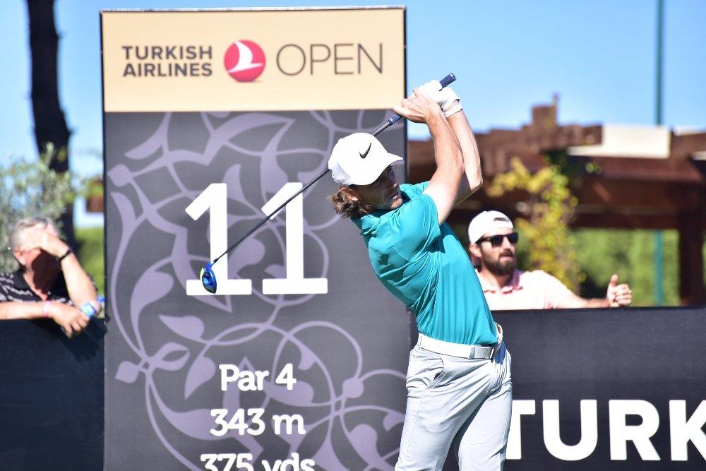 Turkish Airlines Open İçin Geri Sayım Başladı