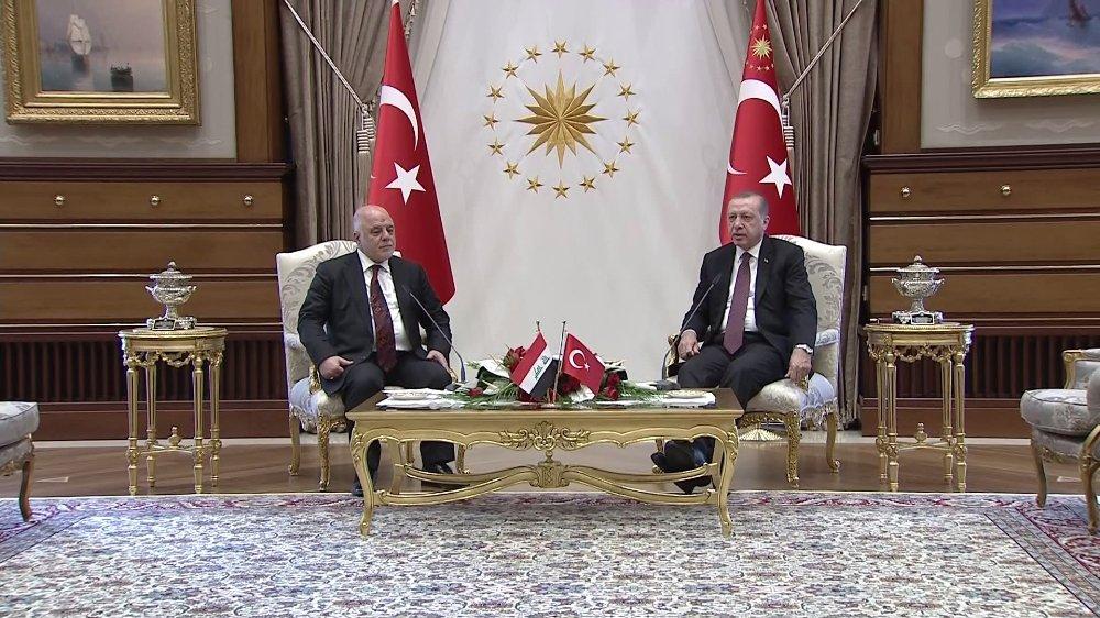 Erdoğan Ve İbadi'den Önemli Açıklamalar