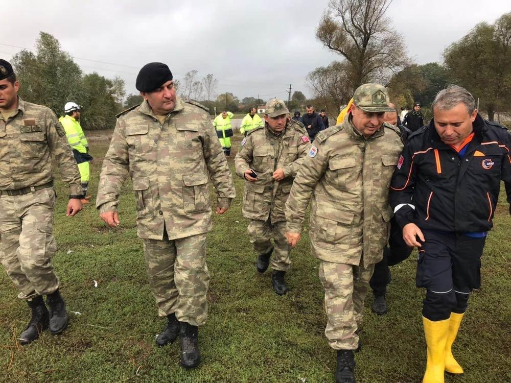 Sele Kapılan Askeri Arama Çalışmaları Sürüyor