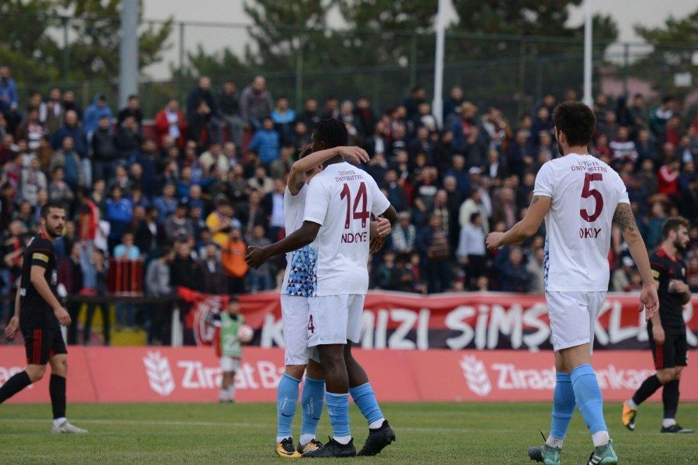 Trabzonspor Farka Gitti Ama...
