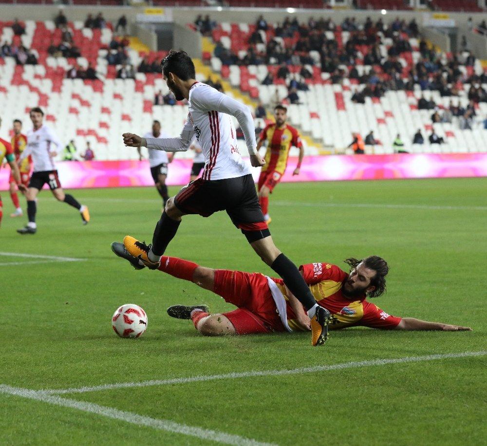 Sivasspor Üst Tura Çıktı