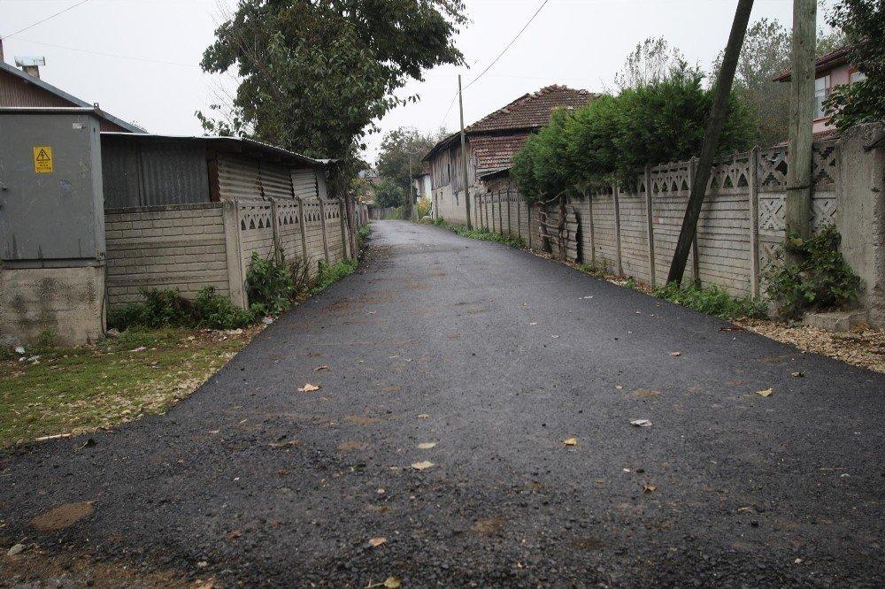 Yenidoğan Mahallesi Sıcak Asfalt İle Buluştu