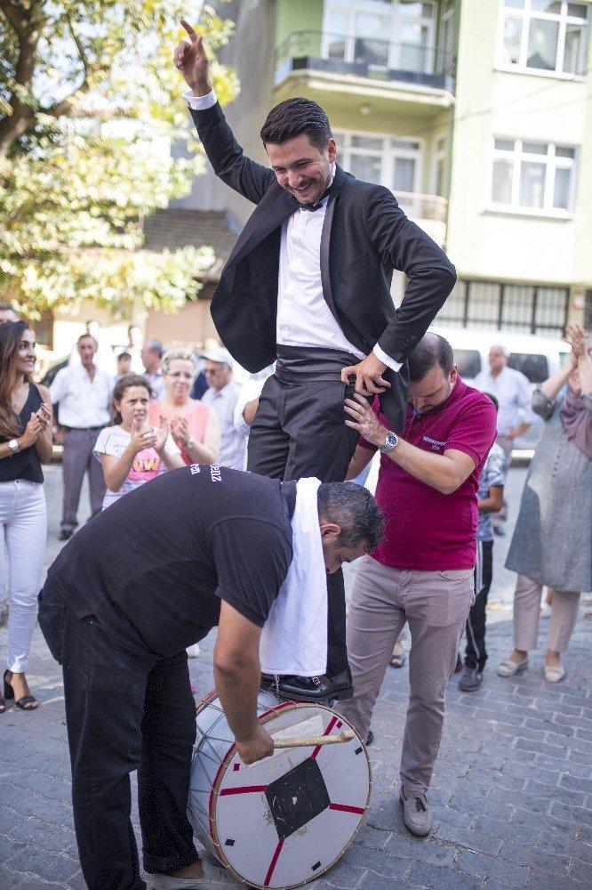 Bursa'da Renkli Düğün