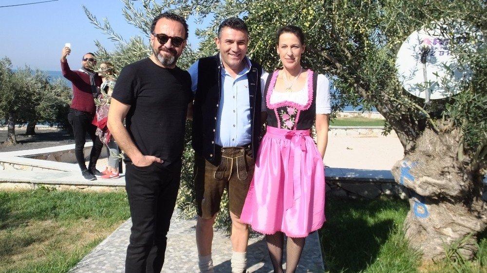Almanlar Türk Zeytinyağını Çok Seviyor