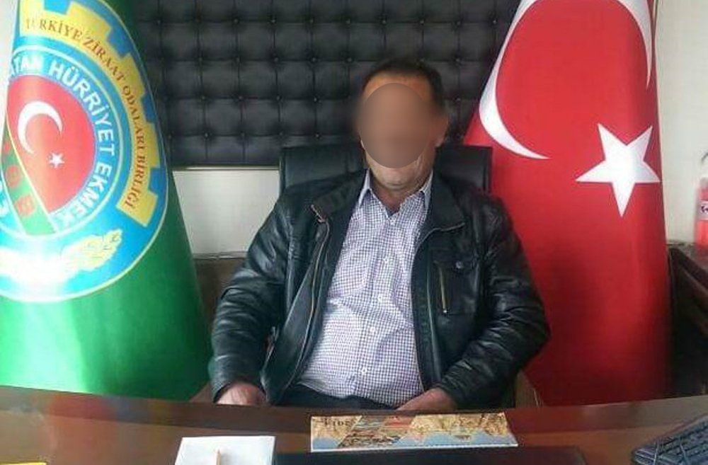 Ziraat Odası Başkanı Kardeşinin Katilini Öldürdü