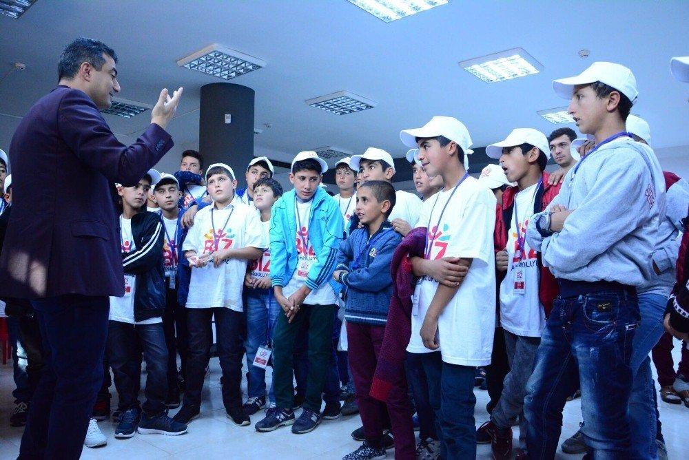 Ağrılı Öğrenciler 3d Yazıcı Ve Tasarım Merkezi'ni Ziyaret Etti