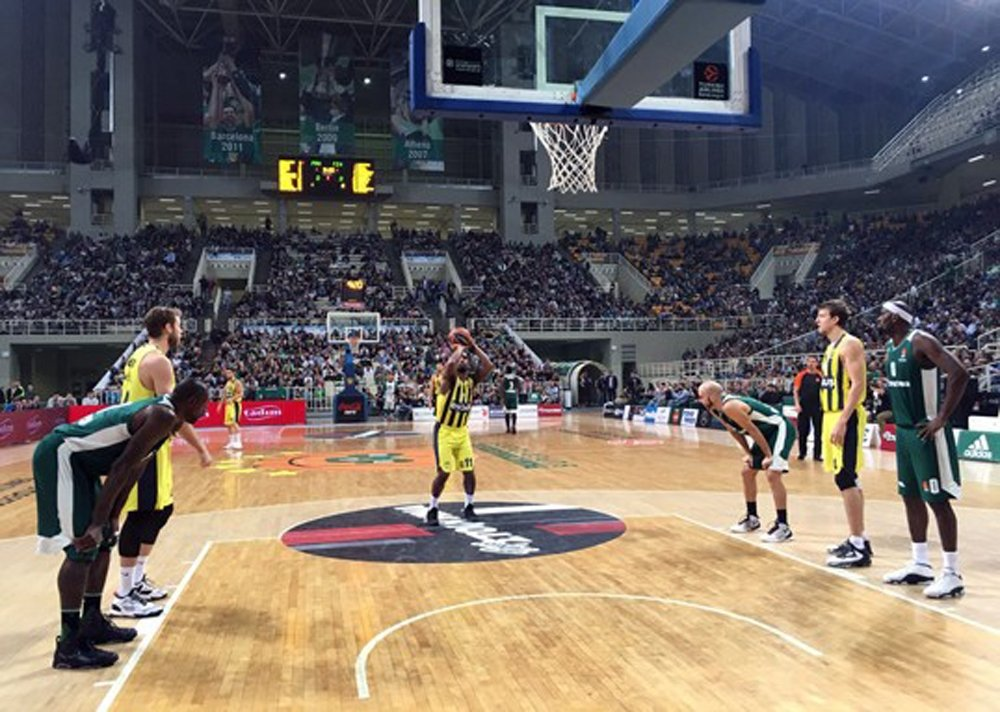 Fenerbahçe Son Saniyede Yıkıldı