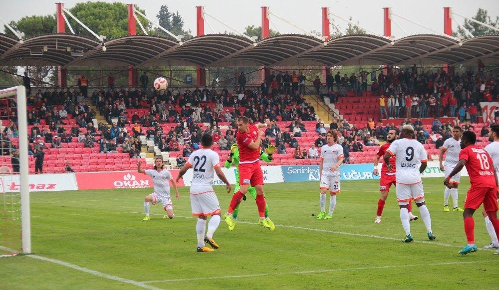 Balıkesir Balton Adanaspor'u Devirdi