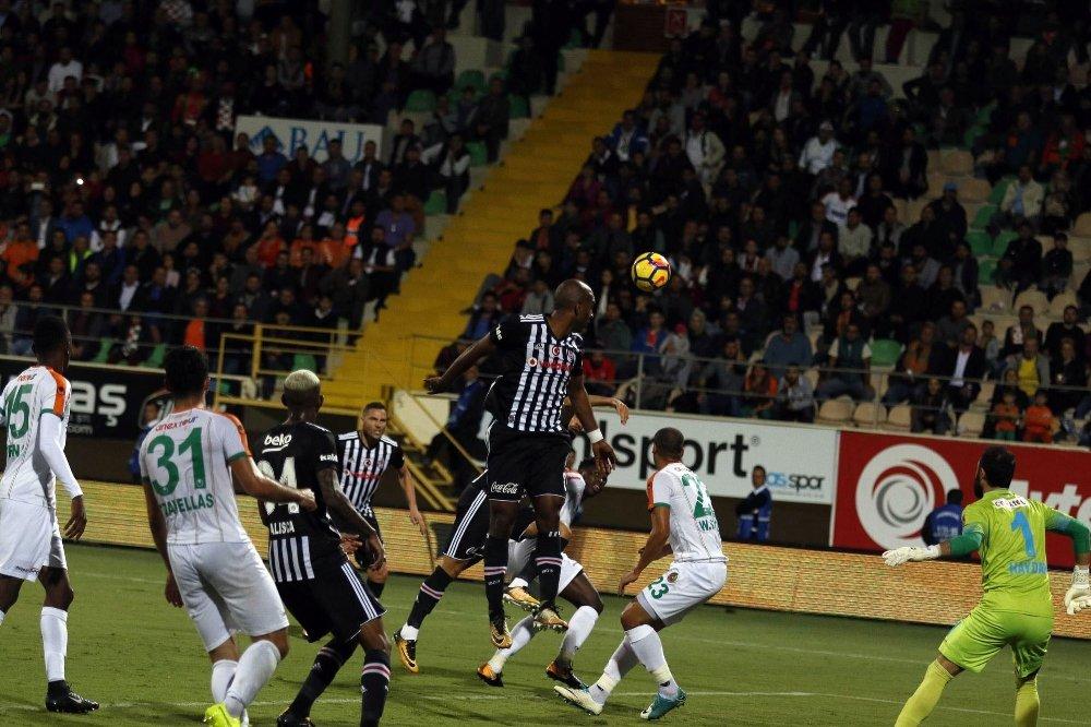 Negredo Attı, Beşiktaş Kazandı