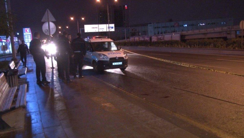 Başkent'te Silahlı Saldırı: 2 Yaralı