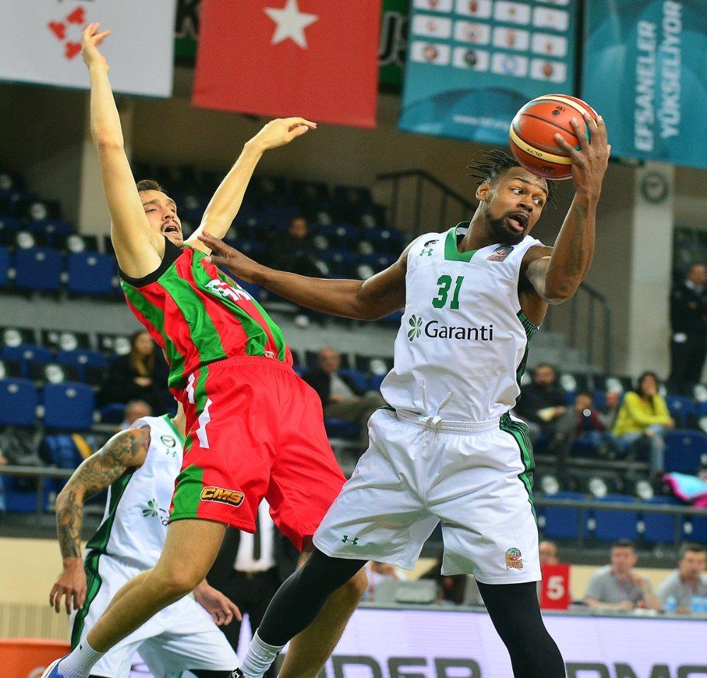 Darüşşafaka: 78 - Pınar Karşıyaka: 63