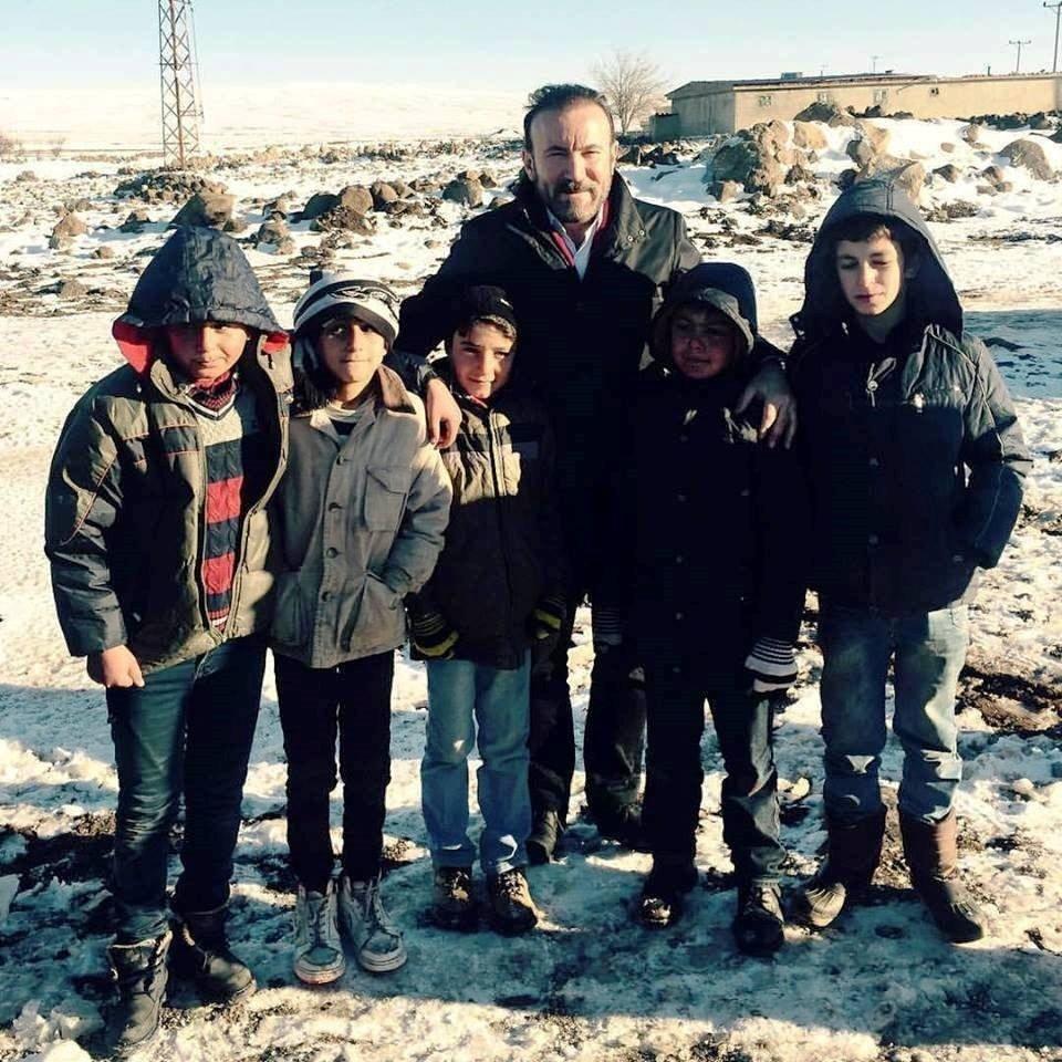 İzmit Belediyesi'nden Siverek'e Çeşme