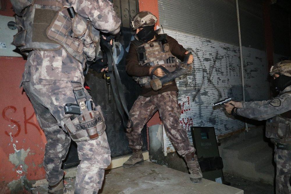 Sol Örgütlerin Gençlik Yapılanmasına Operasyon: 9 Gözaltı