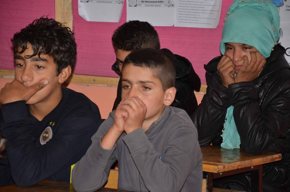 Eren'in Okulunda Matem