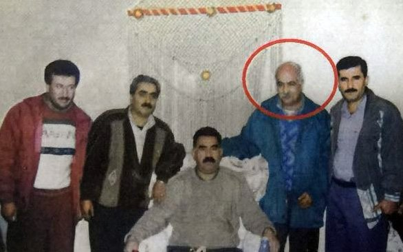 Gri Listede Adı Geçen Terörist Yakalandı