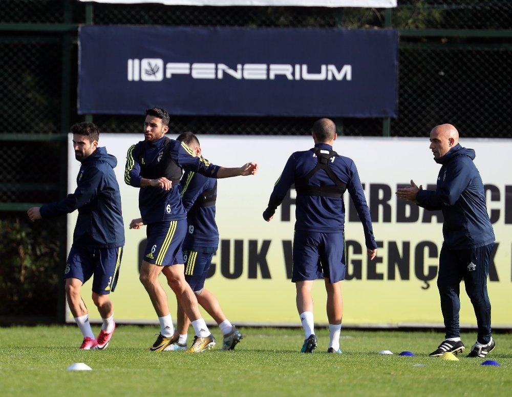 Fenerbahçe'de Osmanlıspor Mesaisi Sürdür