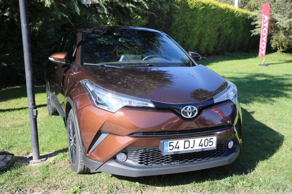 Toyota Fabrikası Kapısını Basın Mensuplarına Açtı
