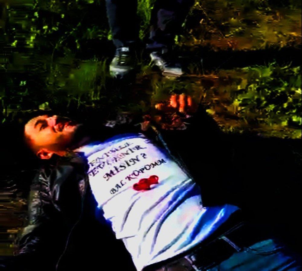 İzmir'de 'Cinayet Gibi' Evlilik Teklifi