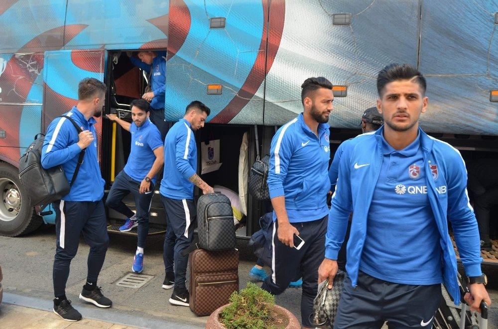 Trabzonspor Kayseri'de