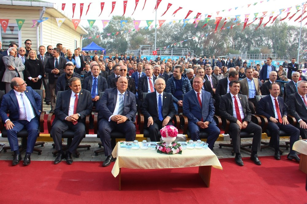 Chp Lideri Kılıçdaroğlu'na 'Kuzu' Sürprizi