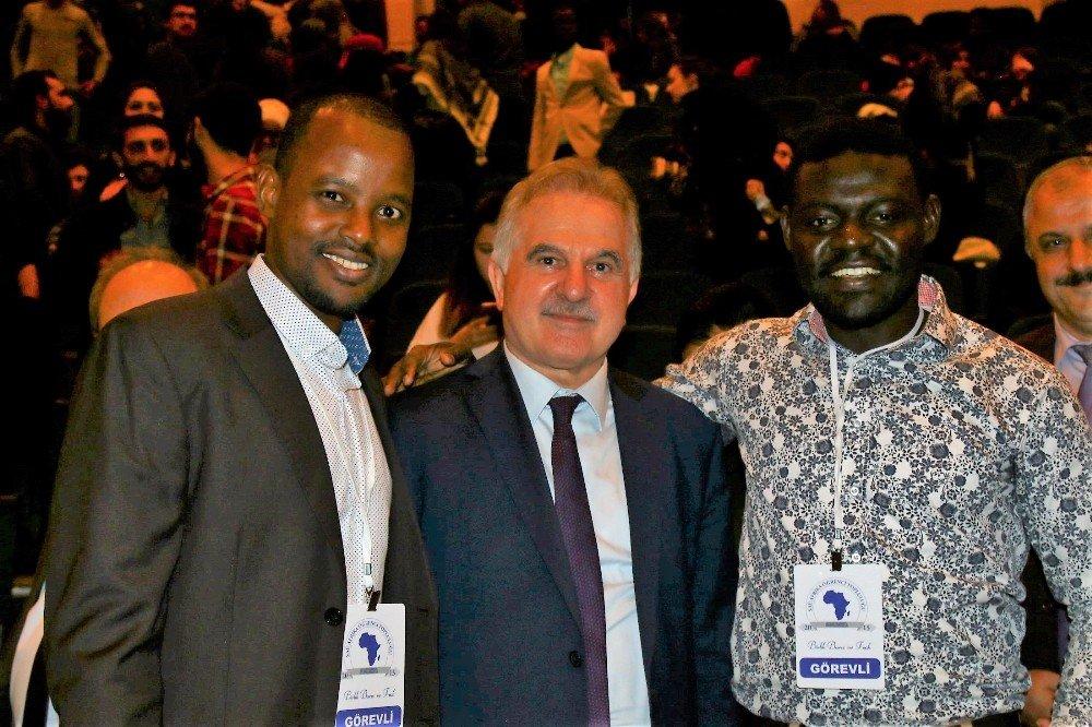 Uluslararası Afrika Gecesi Saü'de Düzenlendi