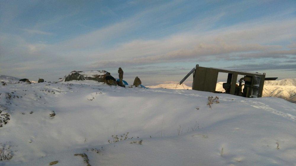 Kato Kahramanları Kar, Çamur Dinlemiyor