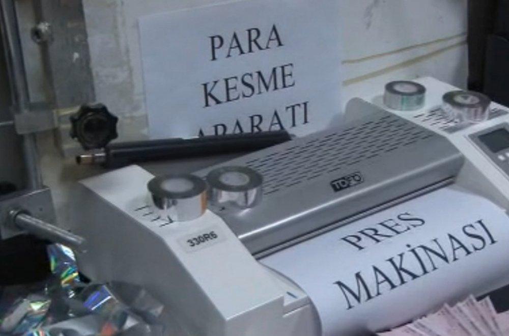 Ankara'da Sahte Para Operasyonu
